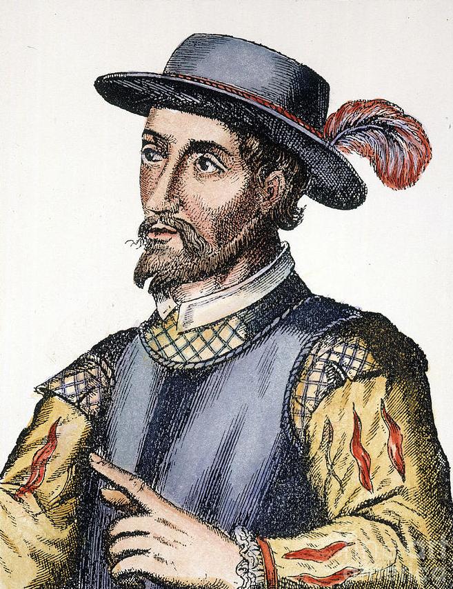 Ponce de Leon legenda dan pahalwan Gubernur Spanyol yang menemukan Bena Amerika