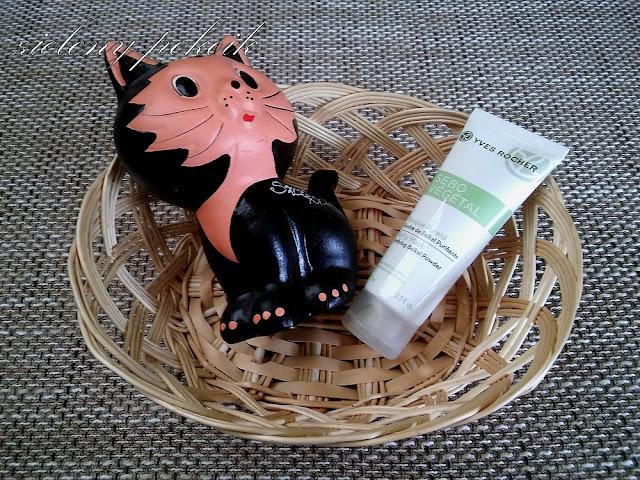 Kosmetycznie: Czy maska oczyszczająca od Yves Rocher dobrze oczyszcza?