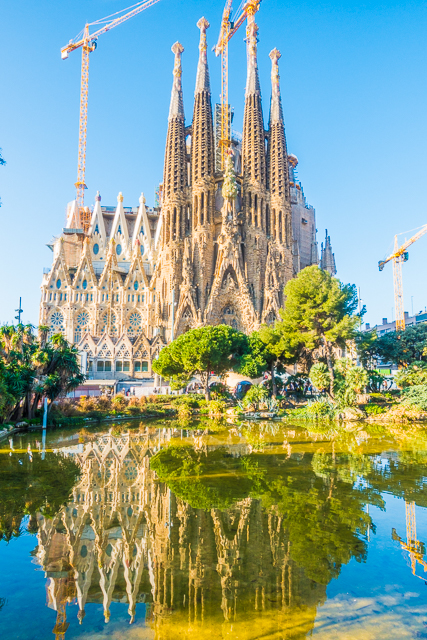 Top 10 Places To See In Barcelona Spain Plain Chicken
