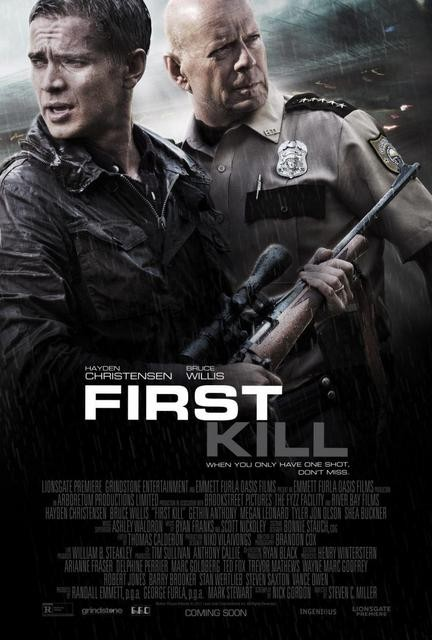 First Kill [BDRip] [Streaming] [Telecharger]