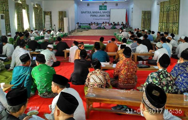 Ulama Se-Jawa Tengah Deklarasi Tolak Kebijakan 5 Hari Sekolah