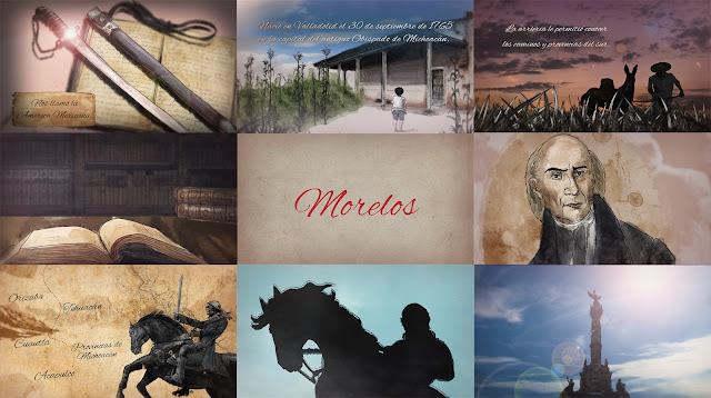 Morelos - Sueños de Libertad : Cortometraje
