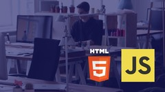 HTML5 and JavaScript Course - Build Real World Applications
