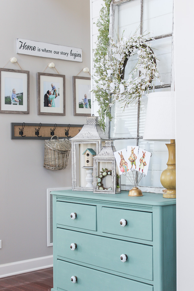 spring entryway ideas