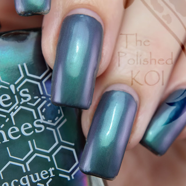 Bee's Knees Lacquer The Turtle
