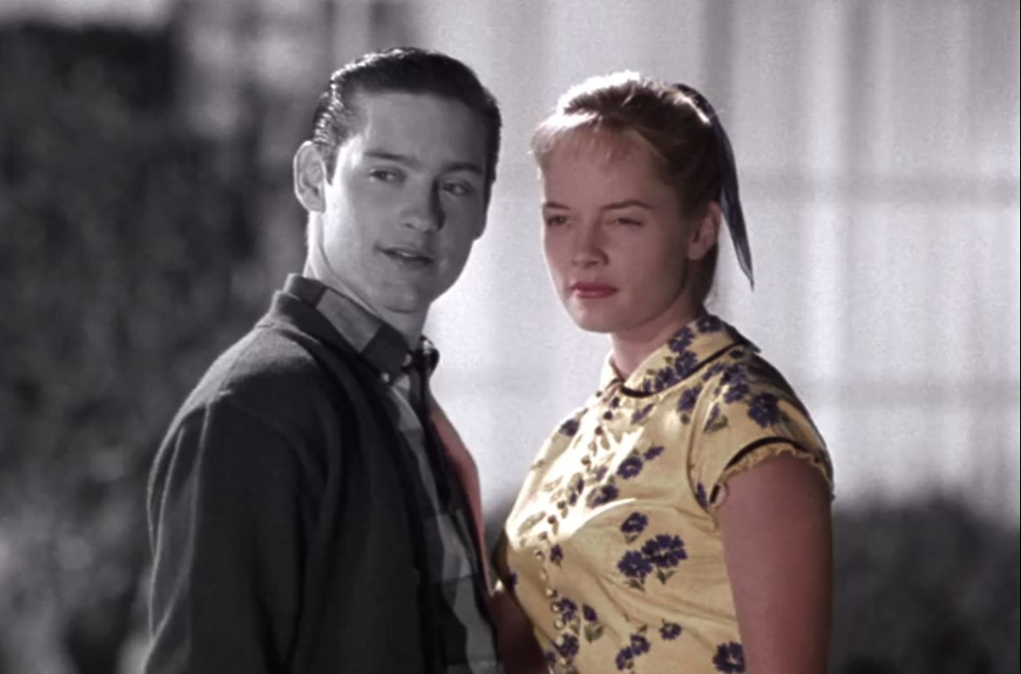 pleasantville film review essay Pleasantville essaysthe film pleasantville portrays the changes that have occurred in american society over the past 50 years the movie describes changes in sexual relations, violence.