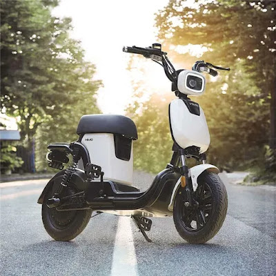xiaomi's Himo t1 electric bicycle