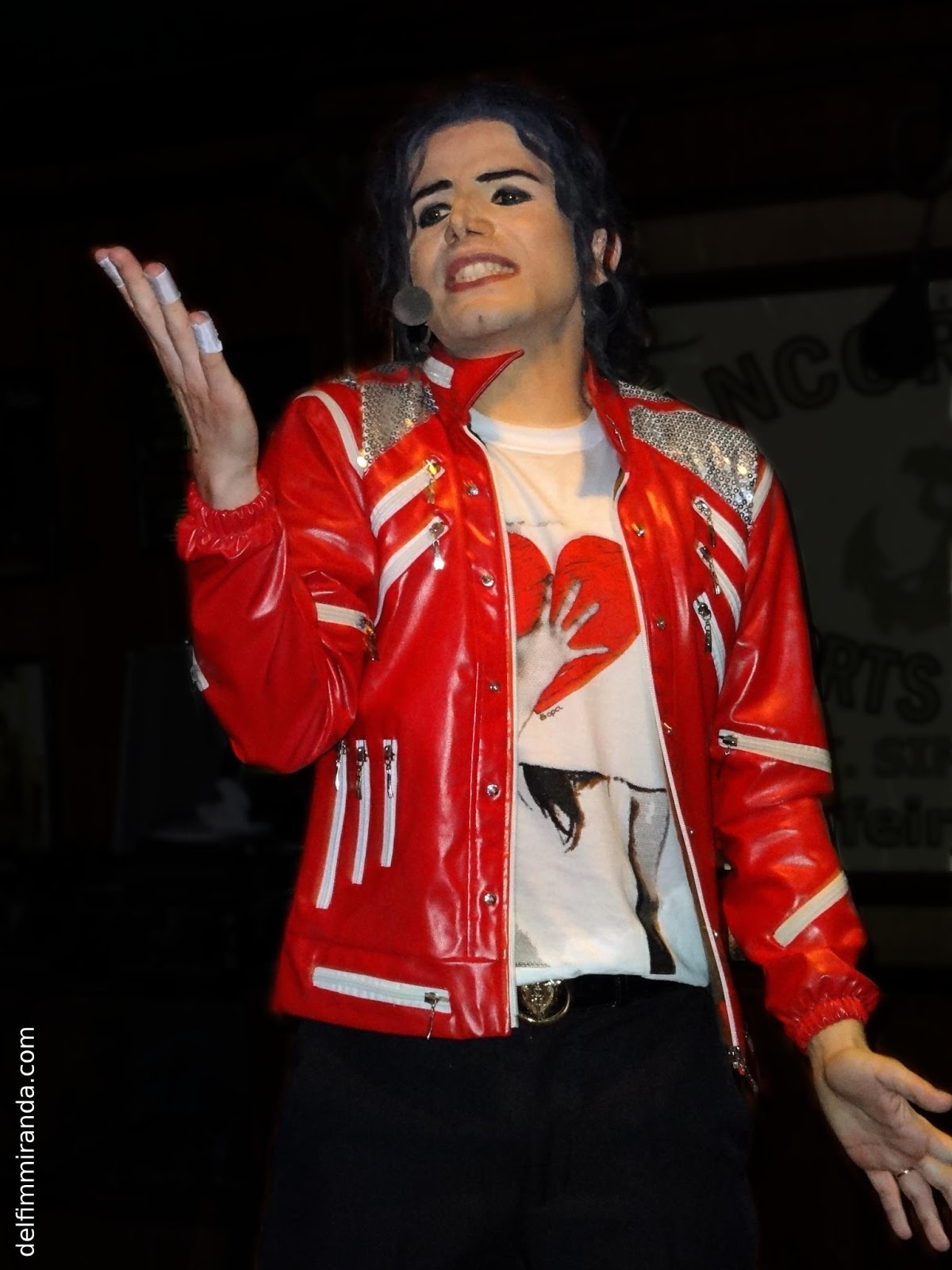 Delfim Miranda - Michael Jackson Tribute - Beat it