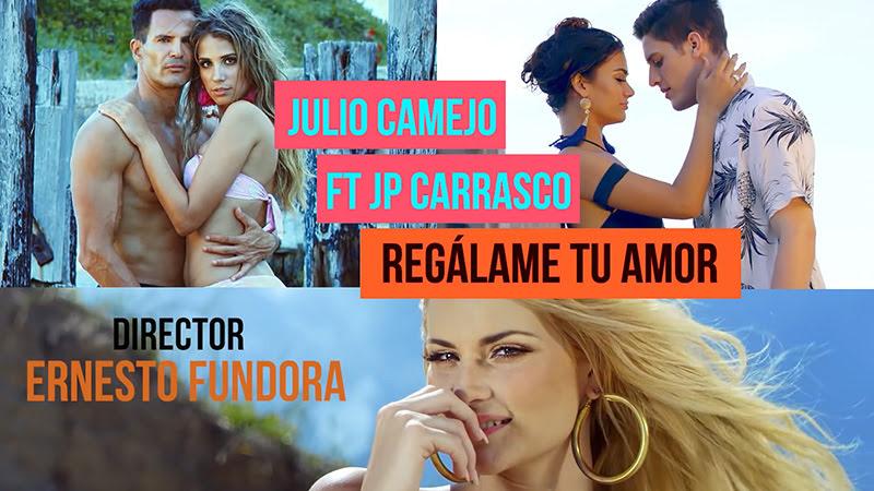 Julio Camejo y JP Carrasco - ¨Regálame tu amor¨ - Videoclip - Director: Ernesto Fundora. Portal del Vídeo Clip Cubano