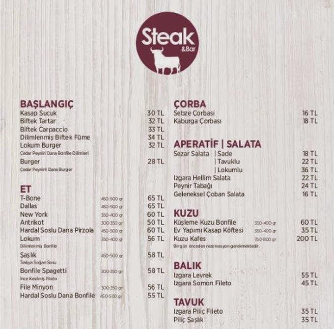 Gittim Gordum Yedim Nusr Et Steakhouse Bestepe Bloggers