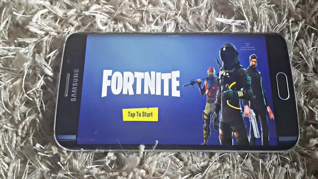FORTNITE Mobile Android - How To Get Fortnite On Android (Exclusiv)