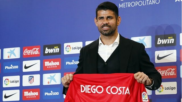 Diego Costa Returns Home