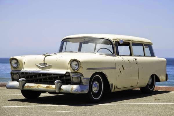 1956 Chevy 150 Handyman 2 Door Wagon