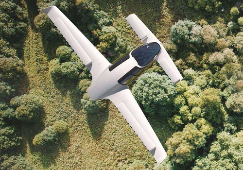 Tinuku Lilium eVTOL raised $90 million Series B