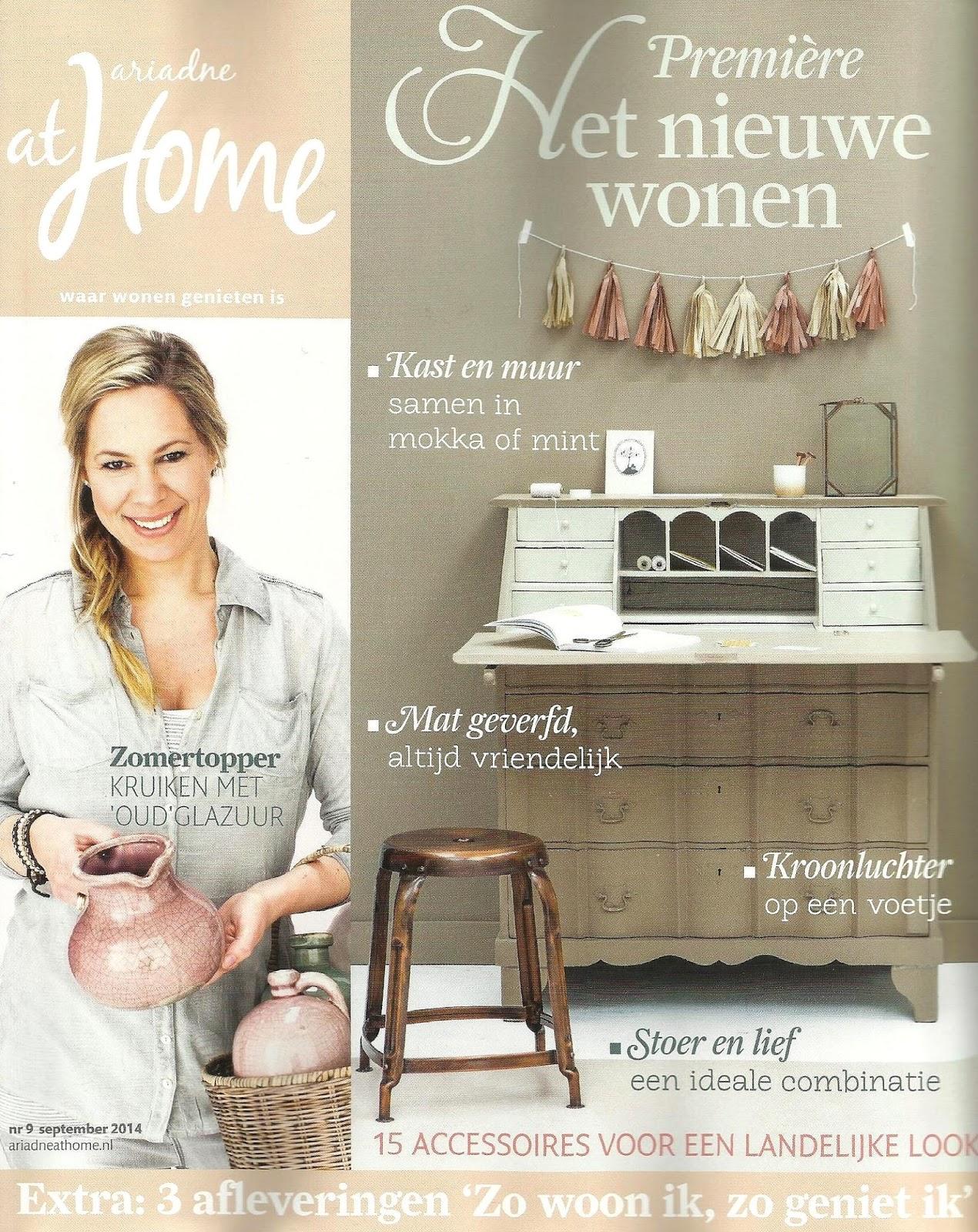 frivole me in dutch interior magazine ariadne at home