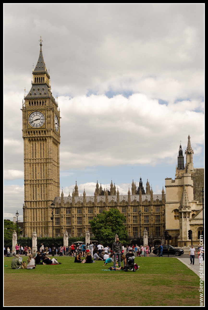 Big Ben Londres (London) Inglaterra