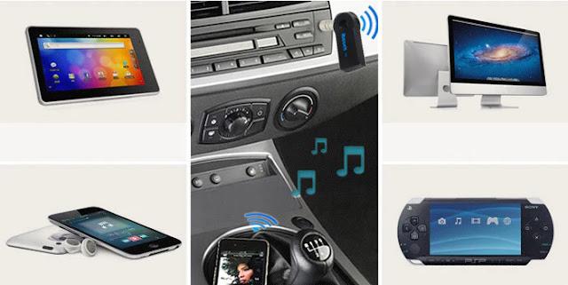 TS - BT35A08 Bluetooth 3.0 Car