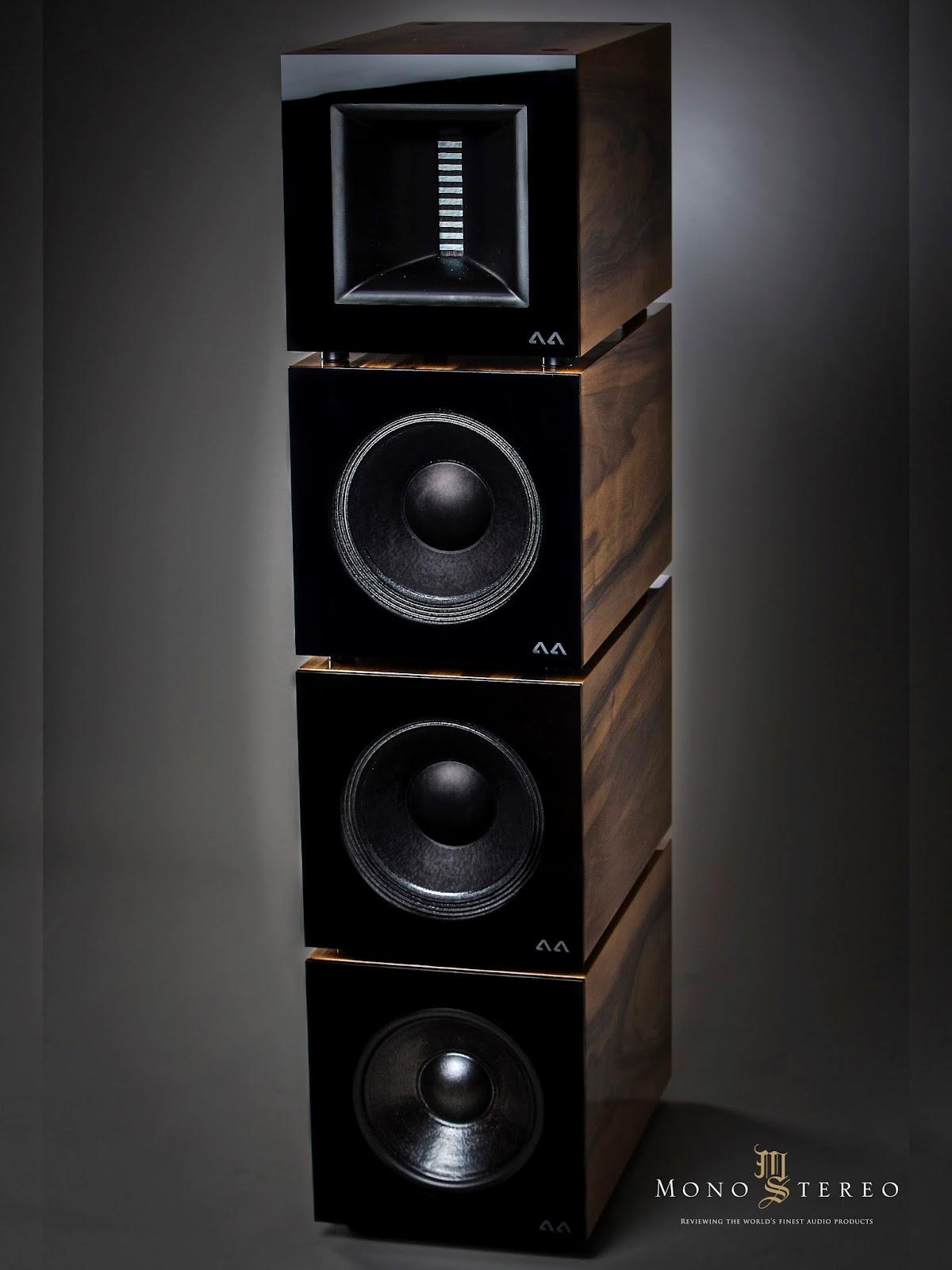 Mono And Stereo High End Audio Magazine Audio Alto Aa 5 K