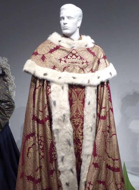 White Princess Henry VII costume