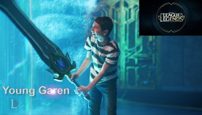 Garen - The Beginning - Born to Spin - League of Legends | LoL