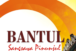 BANTUL SANGSAYA PINUNJUL Antologi Features lan Drama