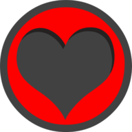 heart icon outline