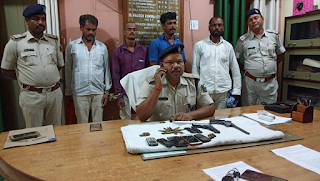 three-arrest-begusarai