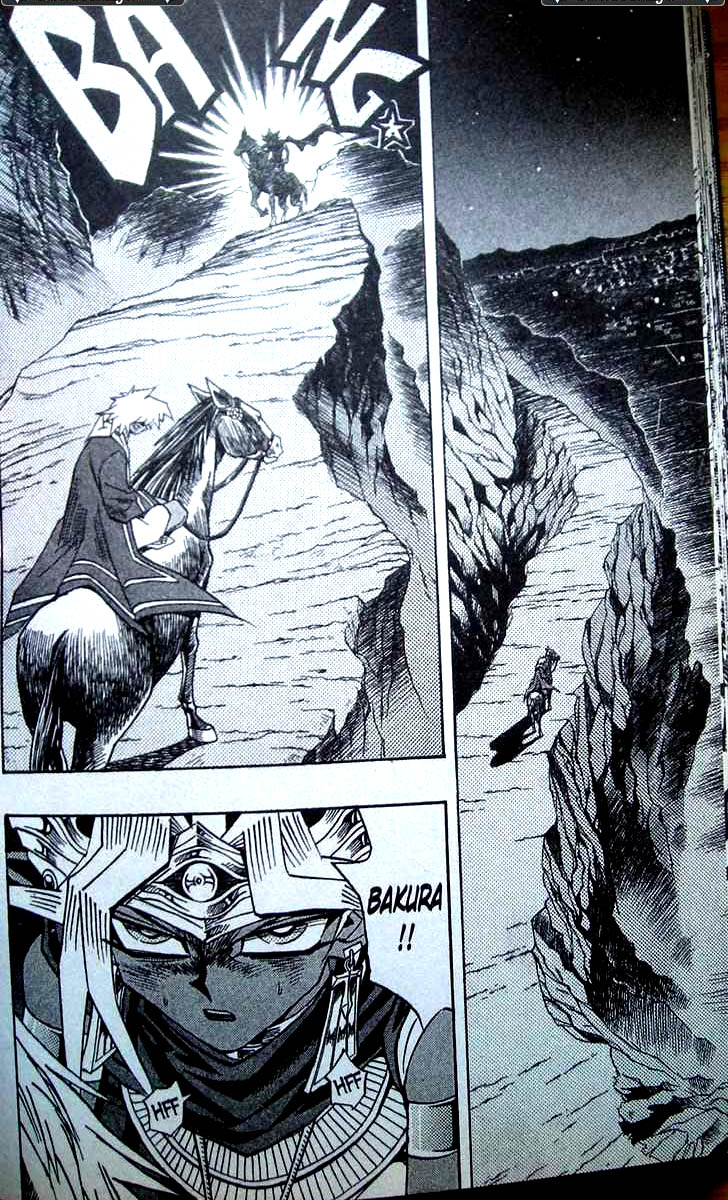 YUGI-OH! chap 307 - shadow fall!! trang 13