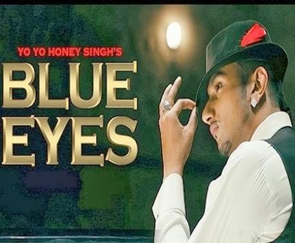 Blue sing video song eyes yo 3gp honey yo download