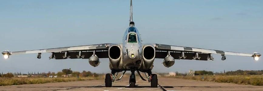 МіГРемонт передав ЗСУ модернізований штурмовик Су-25