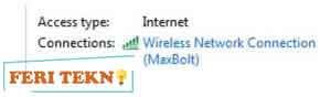 Mempercepat Koneksi Internet - Feri Tekno