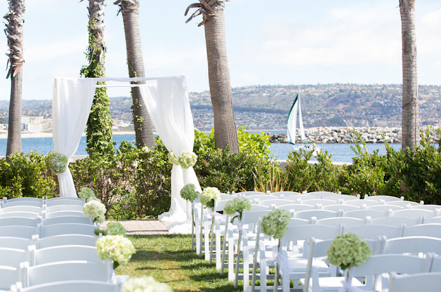 Wedding Reception Venues In Los Angeles The Portofino Hotel & Marina