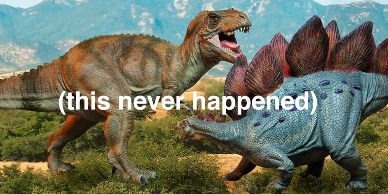 Unbelievable...These 23 Mind Blowing Facts Will DESTROY Your Understanding Of Time - There was more time between the Stegosaurus and the Tyrannosaurus Rex than between the Tyrannosaurus Rex and you.