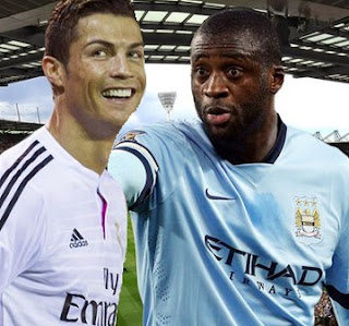 UCL Semi-Final Draw: Madrid Faces Man City