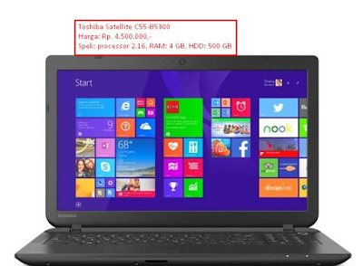 Harga termurah 2016 laptop
