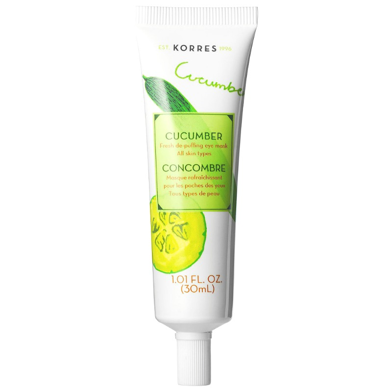 Korres - Cucumber Eye Mask