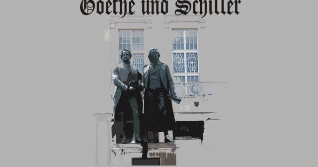 Gedichte Und Zitate Fur Alle Goethes Lyrik Teil Ii 1794 1805