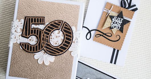 Tonic Studios | Craft Perfect Specialty Card