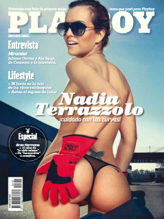 Revista Playboy Argentina-Agosto 2015 PDF Digital