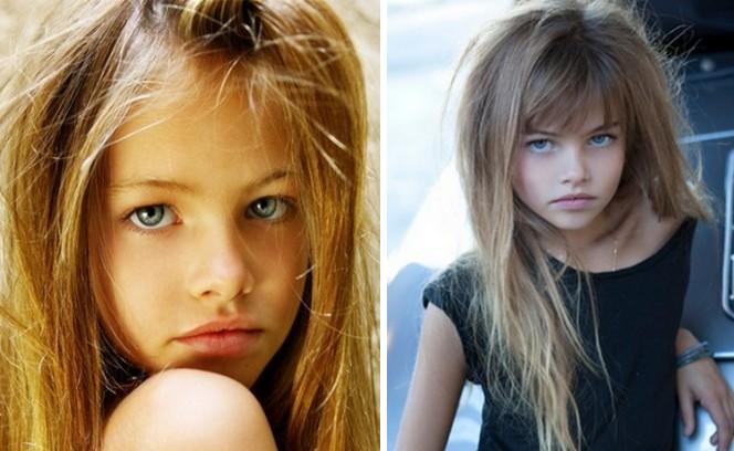 Δείτε πως είναι και τι κάνει σήμερα στα 16 της το «πιο όμορφο κορίτσι του κόσμου»
