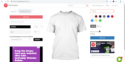 Start T-shirts Selling Business | Make Money Online In Zero Investment