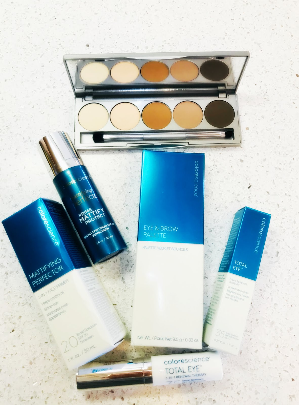Must Haves from Colorescience!