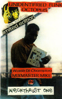 Mixmaster Mike  - Neckthrust One (1996)