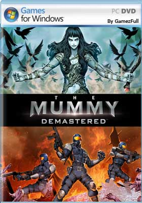 The Mummy Demastered PC [Full] Español [MEGA]