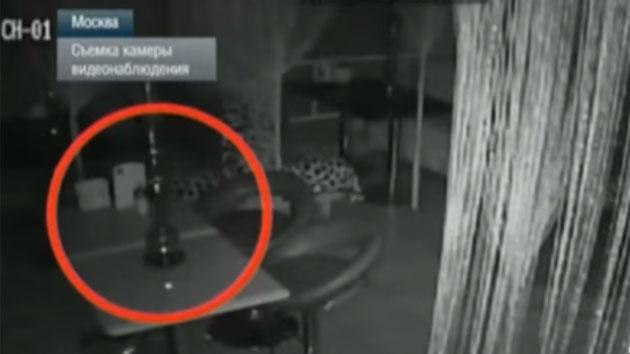 Video: Pemilik Bar Memasang Kamera di Ruang Barnya, Inilah yang Terekam Kamera