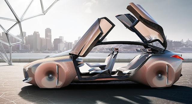 BMWビジョン・ネクスト100コンセプト