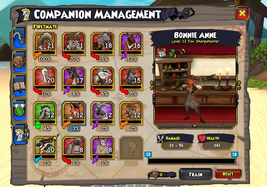 Pirate101 Swashbuckler Companions – Daily Motivational Quotes