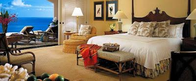 غرفة في فندق / شاليه / يخت / شقة مؤقتة :