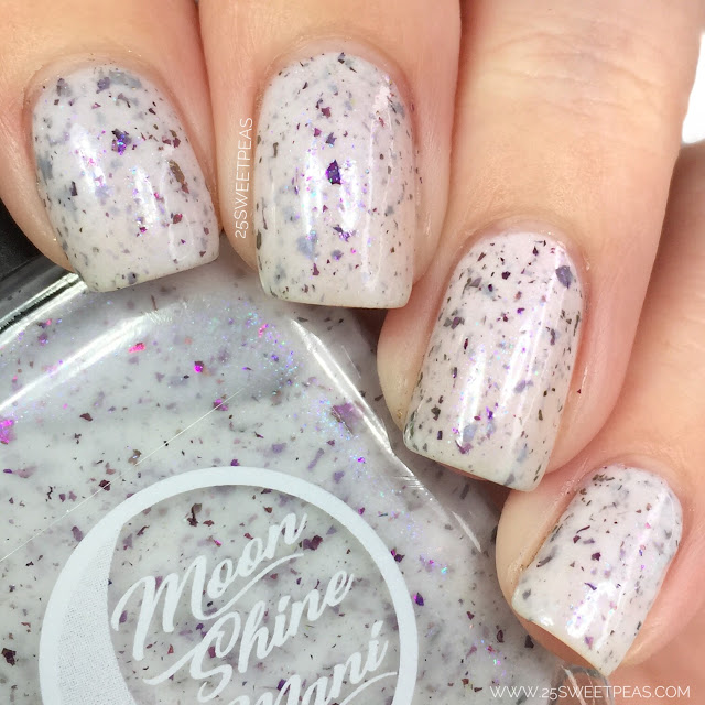 Moon Shine Mani There's a Party Goin' On Right Here