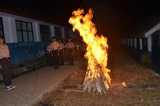 Jawaban Kak Adhyaksa Dault perihal Api Unggun